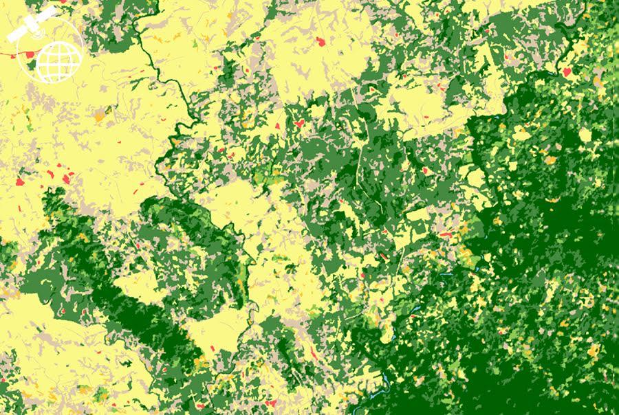 LandMonitoring Earth